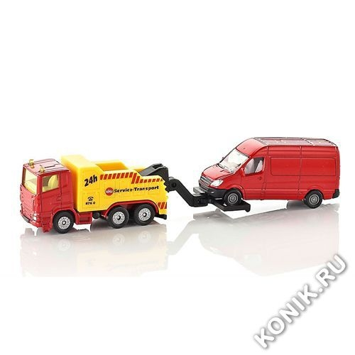 Сервисный транспорт