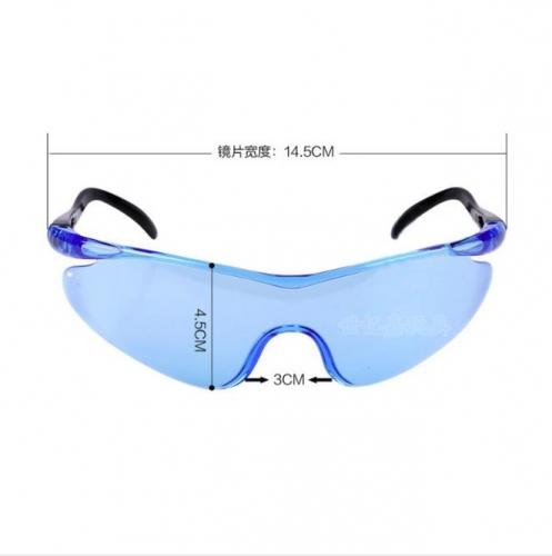 Очки стрелковые  защитные пластик