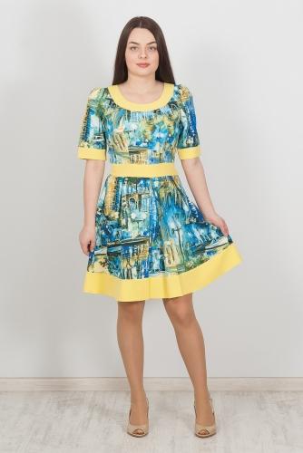 Платье 4754