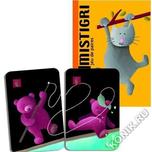 Детская наст.карт. игра Мистигри