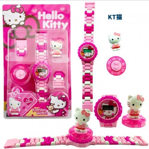 В наличии Легочасы Hello Kitty