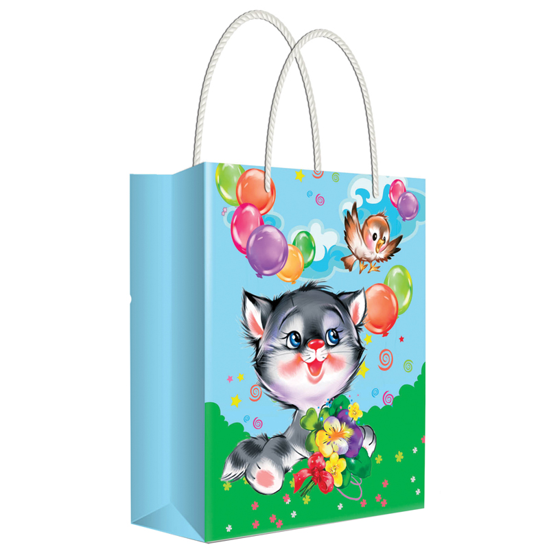 Пакет детская картинка