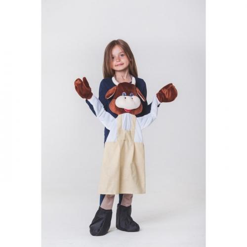 Ростовая кукла «Бурёнка», цвета МИКС