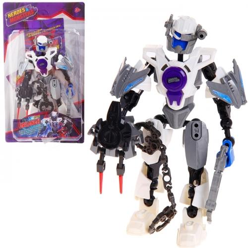Робот-конструктор «Герой Arhangel», 33 детали