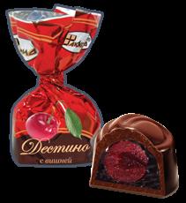 конфеты Дестино с вишней