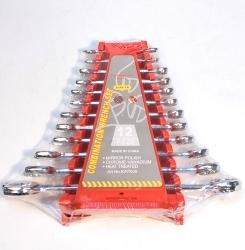 Набор двухстор рожковых гаечных ключей XIAN YU RA-146 12-предм. (20)