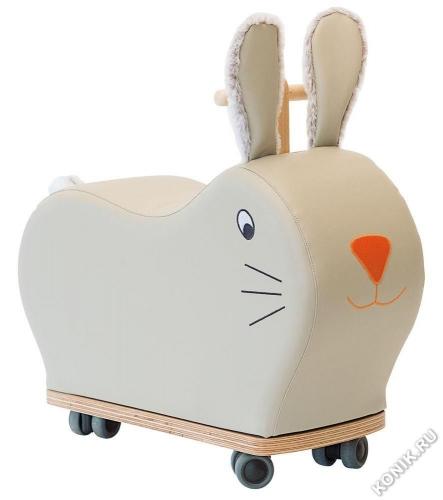 каталка - кролик
