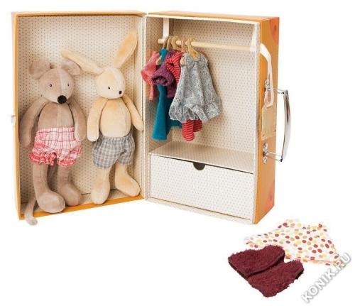 чемоданчик - гардероб