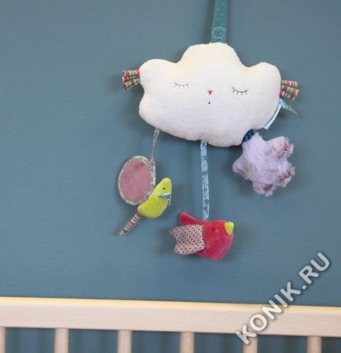 облако с активными элементами
