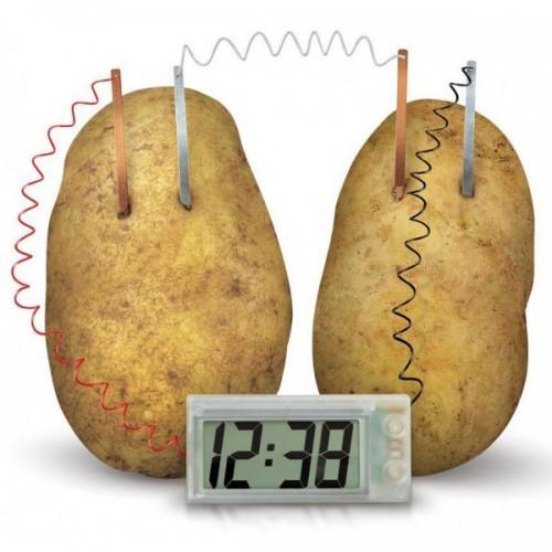 Исследовательский набор Картофельные часы