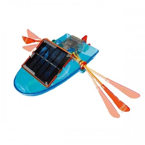 Конструктор Большая солнечная лодка