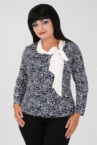 19-70 СИМАН 4086 Блуза