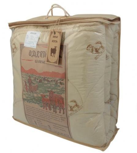Одеяла Овечка 140X205, 150 гр