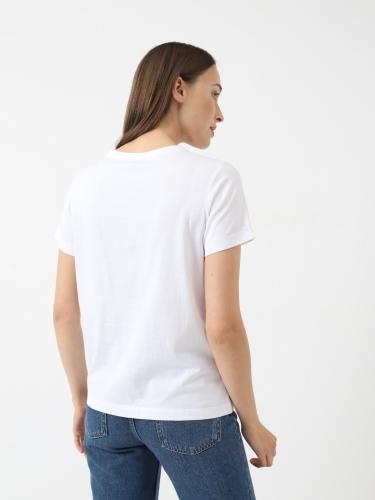 футболка 280 2068 276 белый