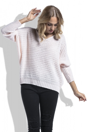 Fimfi I226 свитер розовый 1980р