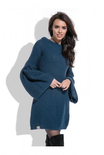 Fobya F470 платье темно-синее 2250р