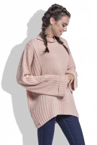 Fobya F423 свитер абрикос 1680р