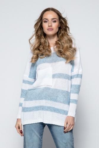 Fimfi I240 свитер белый 1730р