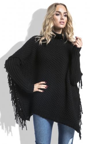 Fimfi I222 свитер черный 2390р