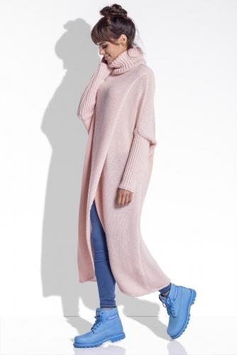Fobya F343 свитер розовый 1890р