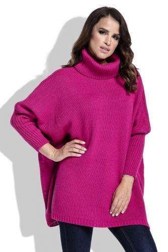 Fimfi I217 свитер амарант 1980р