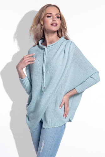 Fimfi I160 свитер фисташка 1580р