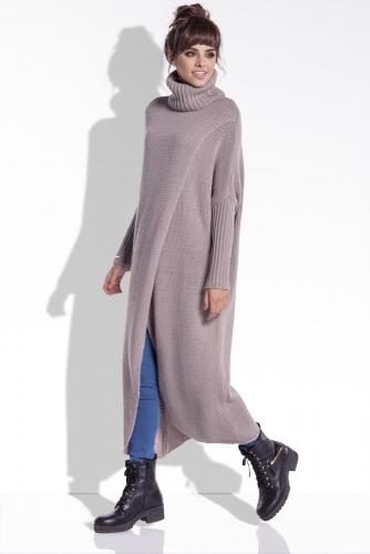 Fobya F343 свитер мокка 1890р