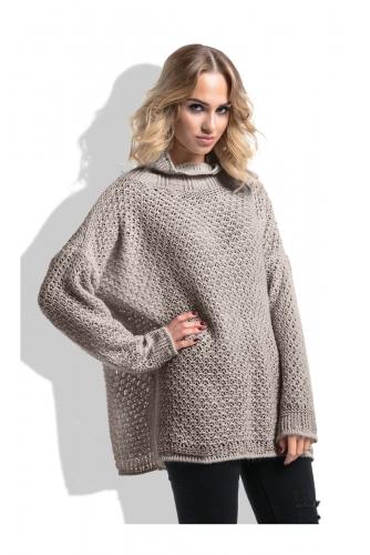 Fimfi I229 свитер мокка 1980р