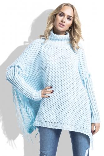 Fimfi I222 свитер голубой 2390р