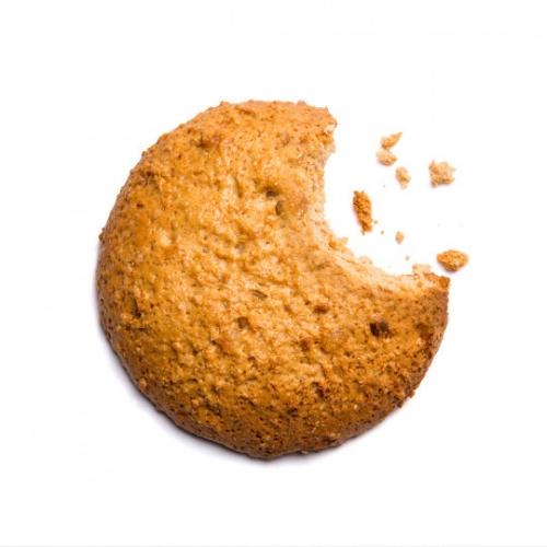 Низкокалорийное протеиновое печенье Апельсин-имбирь