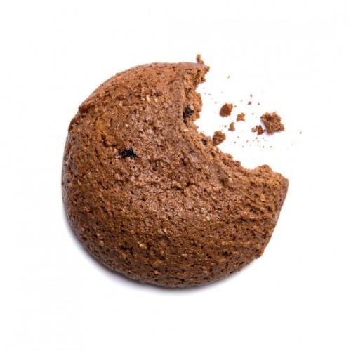 Низкокалорийное протеиновое печенье шоколадный брауни