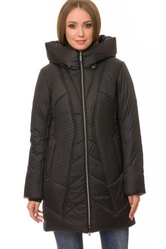 Утепленное пальто #67238