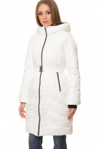 Утепленное пальто #67228