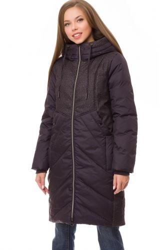 Утепленное пальто #70112