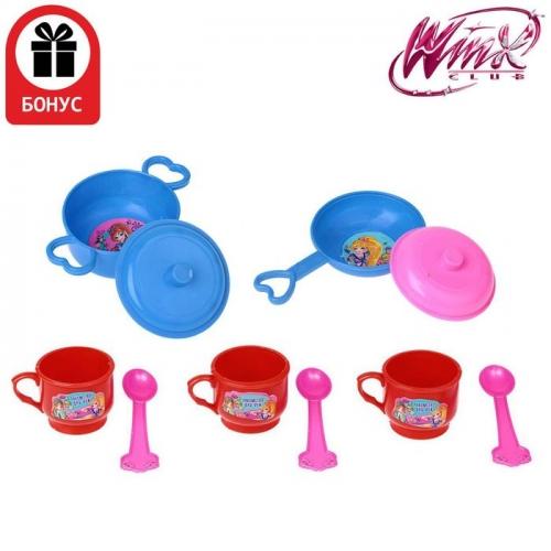 Набор посуды для игры