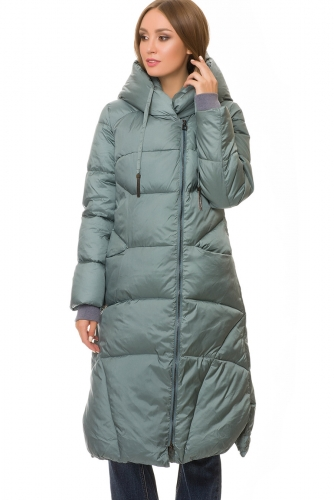 Утепленное пальто #67251
