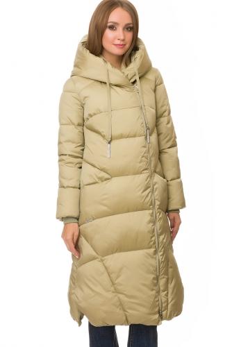 Утепленное пальто #67249