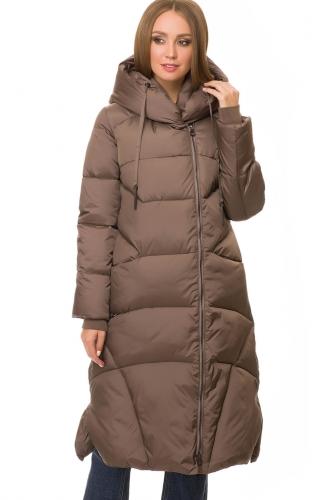 Утепленное пальто #67250