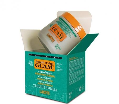 GUAM FANGHI D`ALGA - Маска антицеллюлитная с охлаждающим эффектом (для холодного обёртывания)