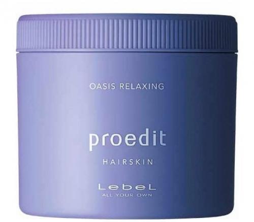 Lebel Proedit Hairskin Oasis Relaxing - Крем для волос «Оазис»