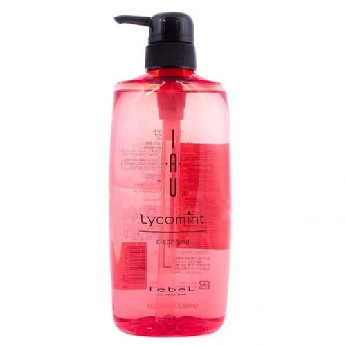 Lebel IAU Lycomint Cleansing CLEARMENT Освежающий аромашампунь