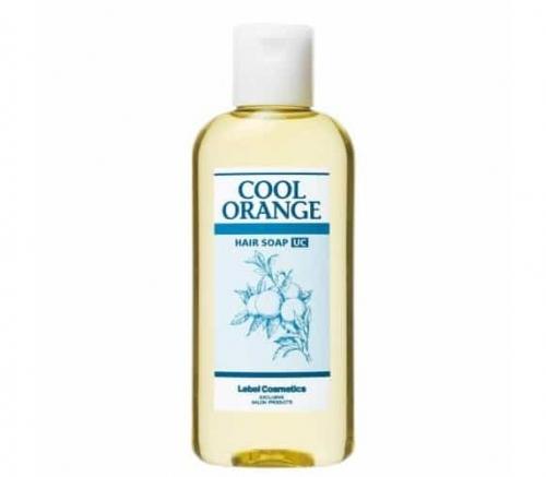 Lebel Cool Orange UC Hair Soap Шампунь «Ультра Холодный апельсин»