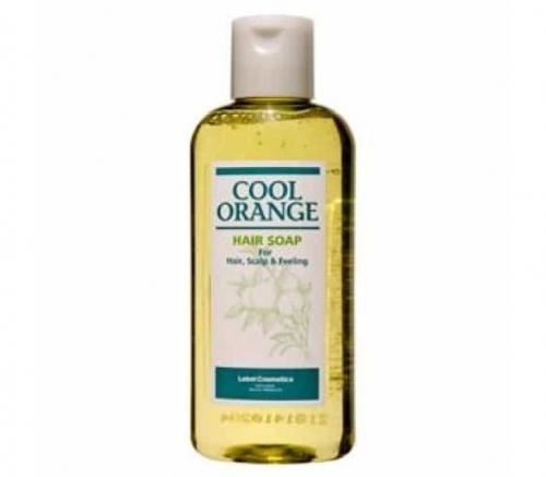 LebeL Cool Orange Hair Soap Шампунь «Холодный апельсин»