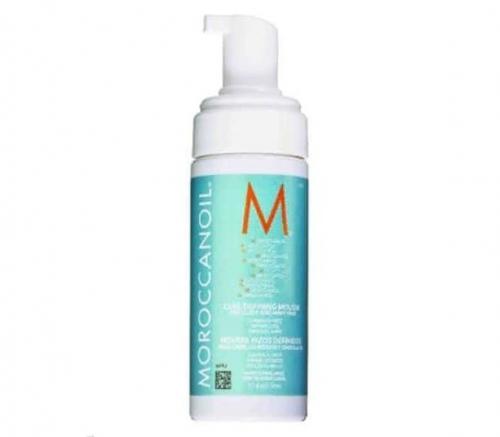 Moroccanoil Curl Defining Mousse Моделирующий мусс для кудрявых и вьющихся волос