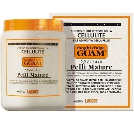 GUAM FANGHI D`ALGA - Маска антицеллюлитная для увядающей кожи (для изотермического обёртывания)