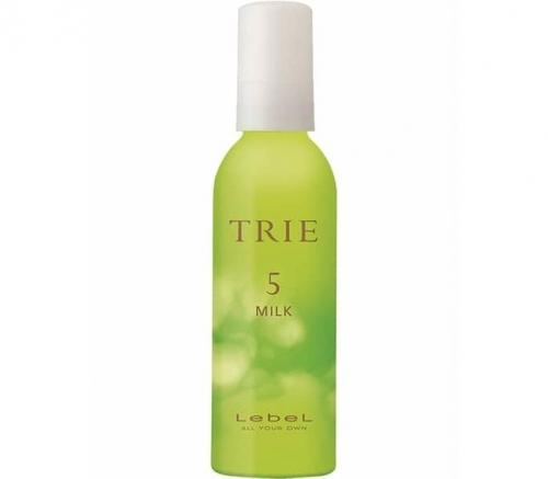 Lebel TRIE MILK 5 - Молочко для укладки волос средней фиксации