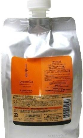 Lebel IAU Lycomint ROOT SUPPLI - Крем питательный и увлажняющий