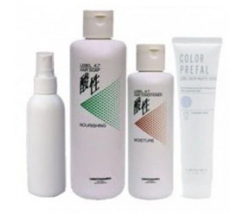 Lebel Набор для Био-ламинирования волос (бесцветный)