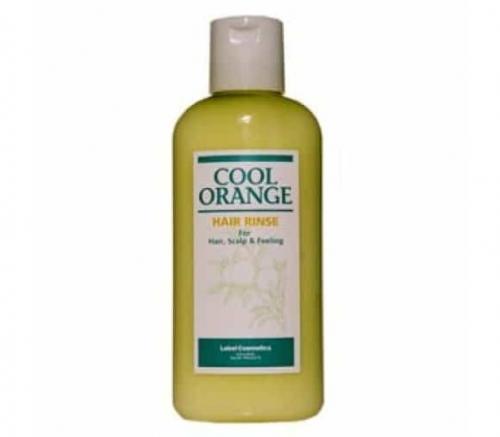 LebeL Cool Orange Hair Rinse Бальзам «Холодный апельсин»