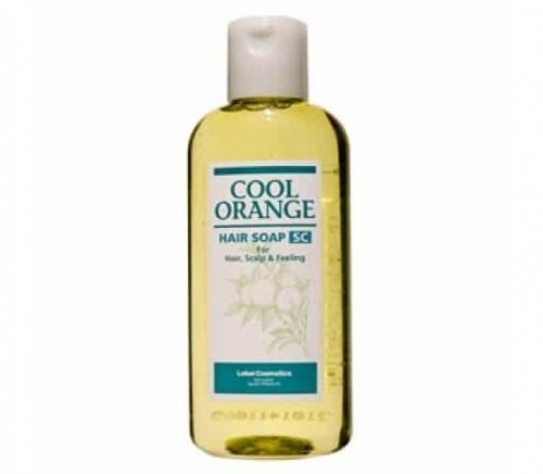 LebeL Cool Orange SC Hair Soap Шампунь «Супер Холодный апельсин»